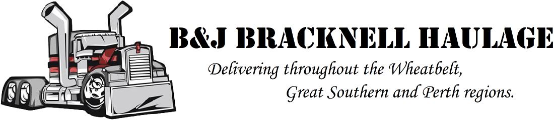 Bracknell Haulage Logo